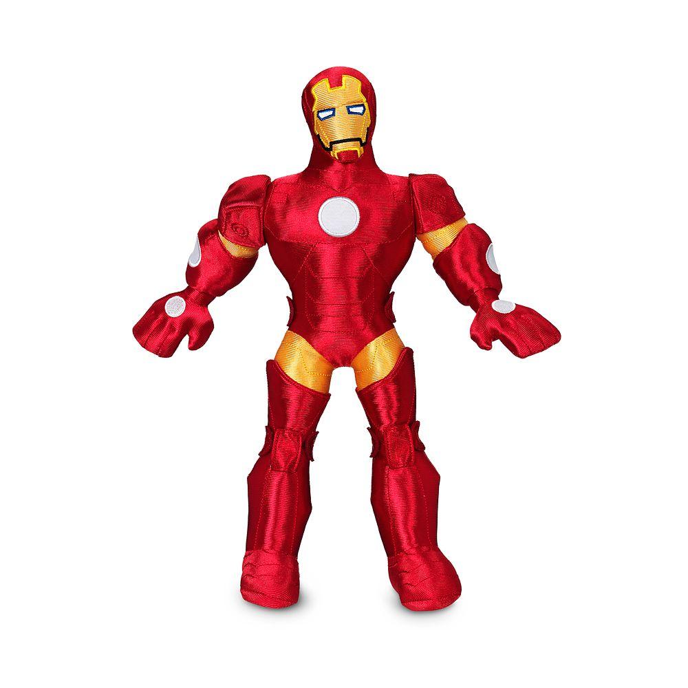 Iron Man Plush Doll  14 1/2'' Official shopDisney