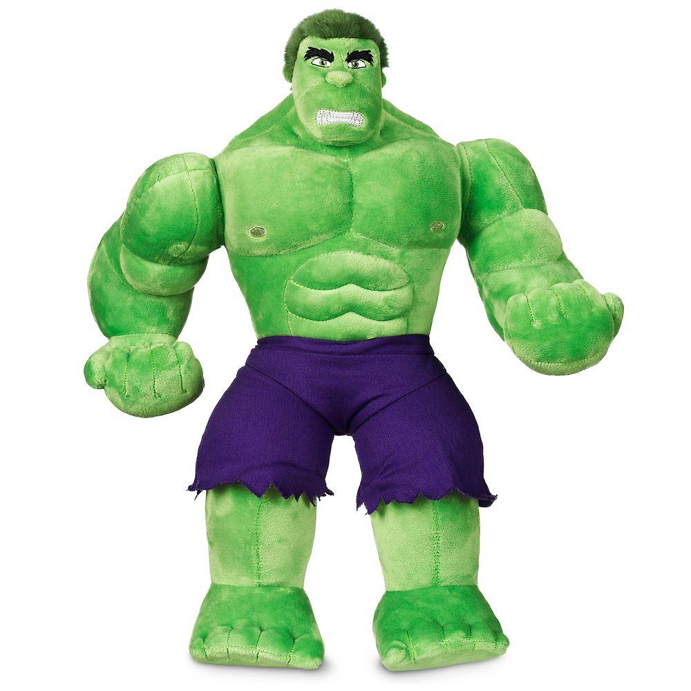 Hulk Plush Doll – 16 1/2''