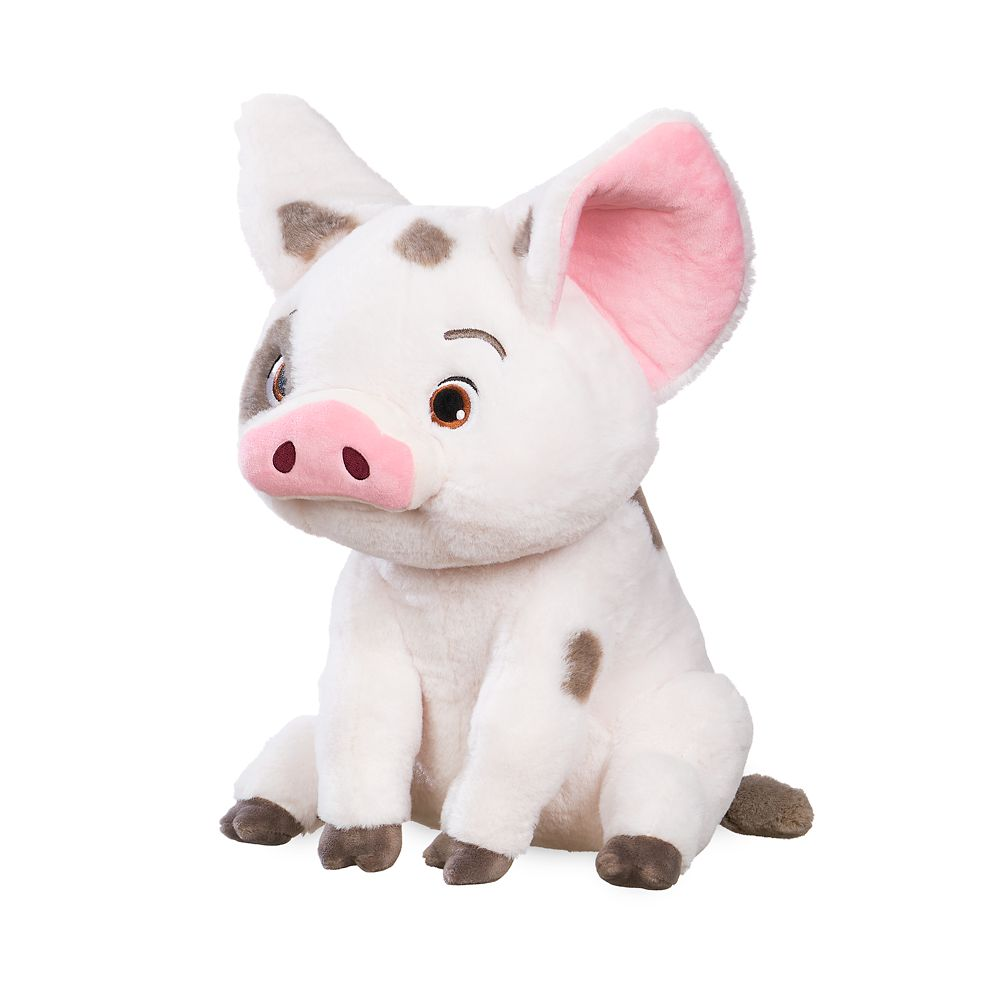 Pua Plush - Disney Moana - Medium - Personalizable