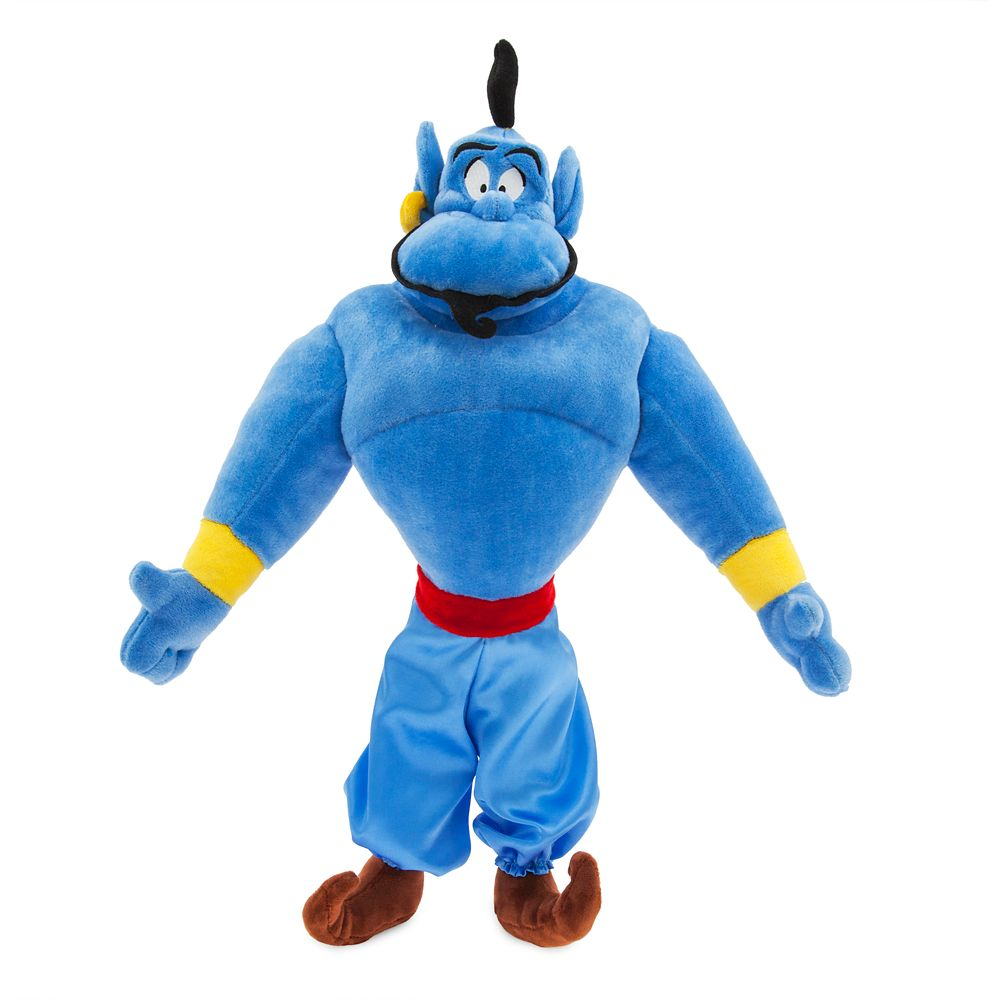 Genie Plush Doll – Aladdin – Medium – 21''