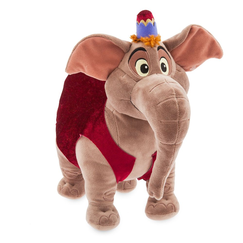 Abu as Elephant Plush  Aladdin  Medium  13 1/2'' H Official shopDisney