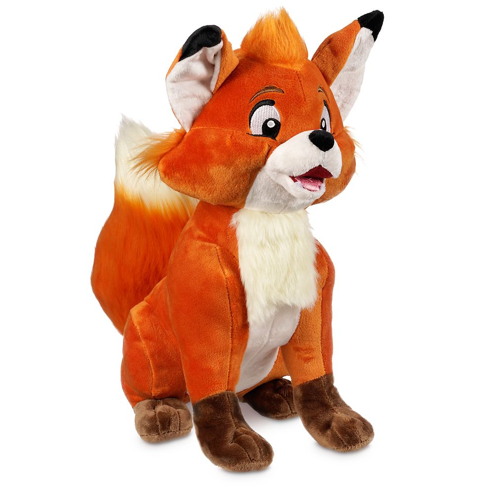 Tod Plush – The Fox and the Hound – Medium 13 1/2''