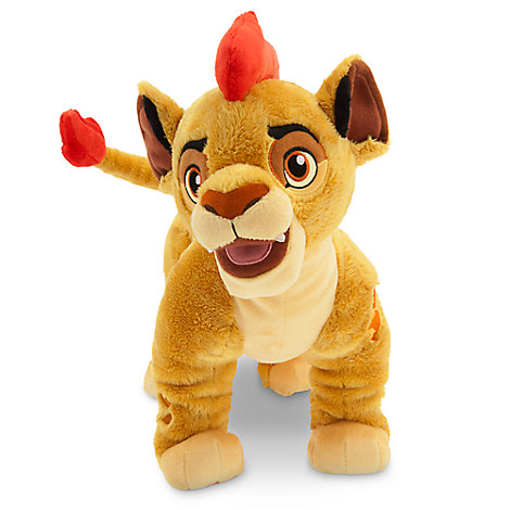 Kion Plush - The Lion Guard - Medium - 14''
