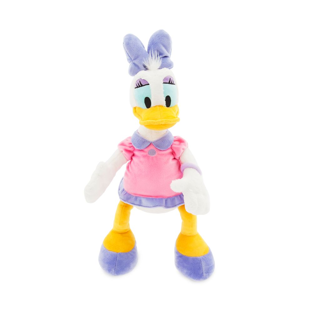 Daisy Duck Plush – Medium – 18'' – Personalizable