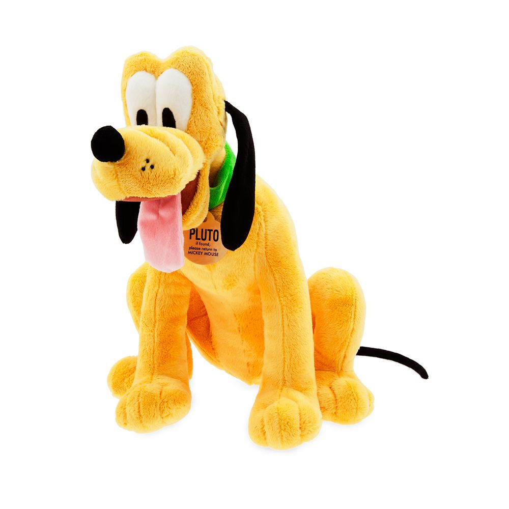 Pluto Plush - Medium - 15 1/2 - Personalizable