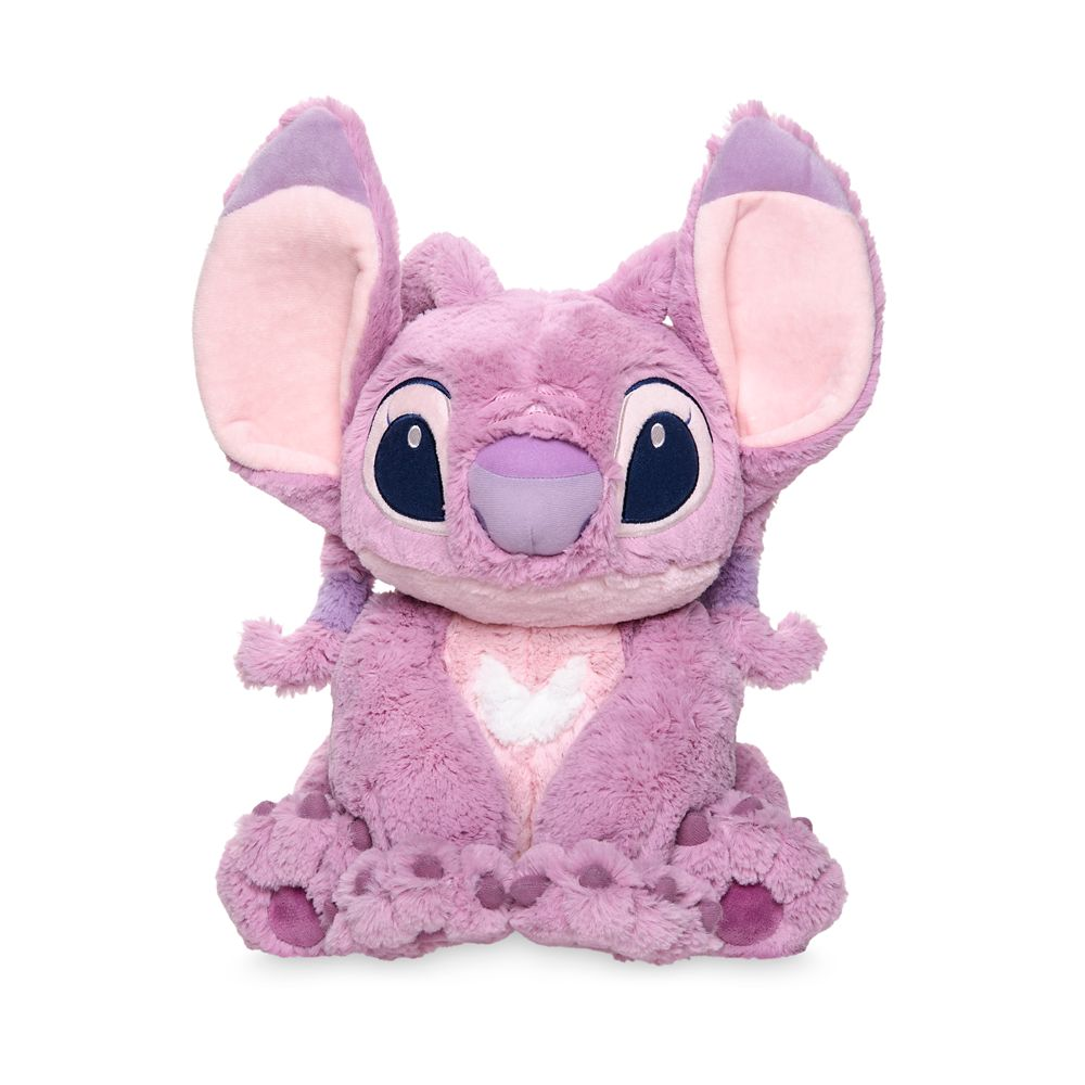 Angel Plush  Lilo & Stitch  Medium  Personalizable Official shopDisney