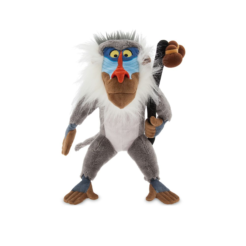 Rafiki Plush – The Lion King – Medium – 15''