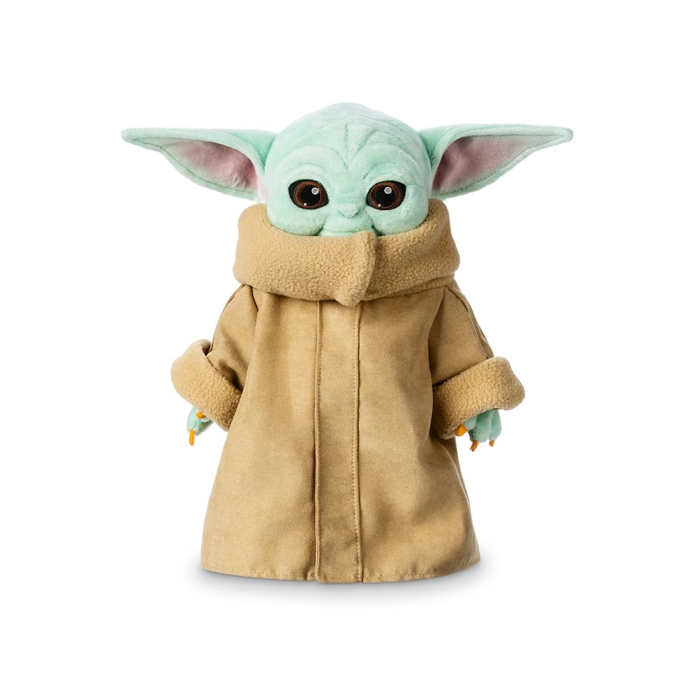 The Child Plush Small Yoda Doll Shopdisney