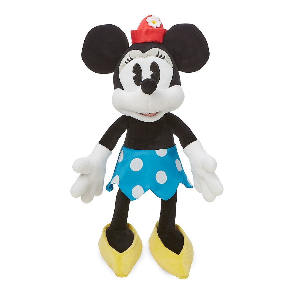 Minnie Mouse Classic Plush - Medium - 19''