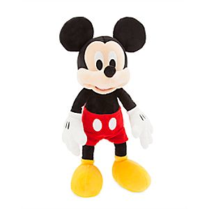 Mickey Mouse Plush - Medium - 17'' - Toys for Tots