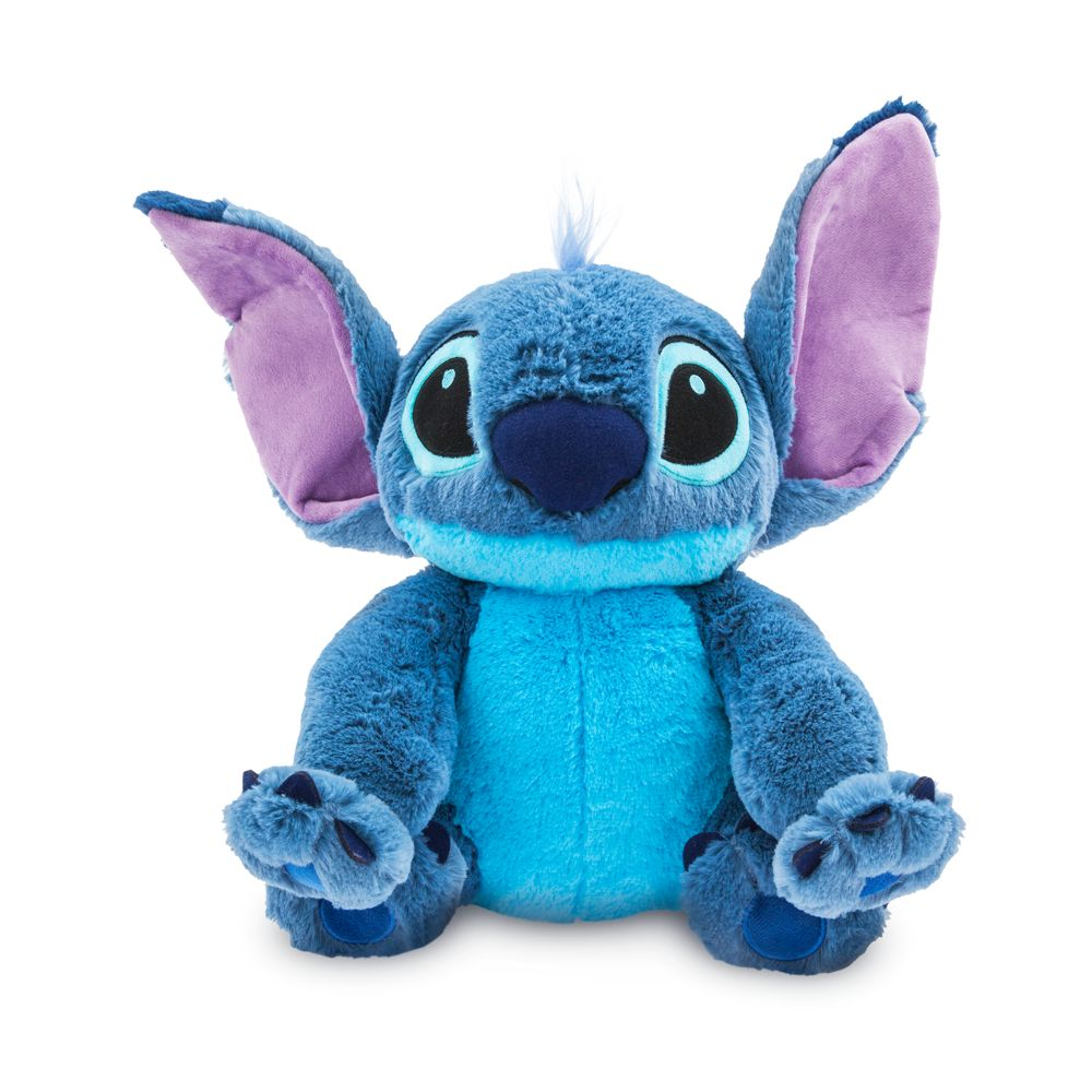 Stitch Plush – Medium 15'' – Toys for Tots Donation Item
