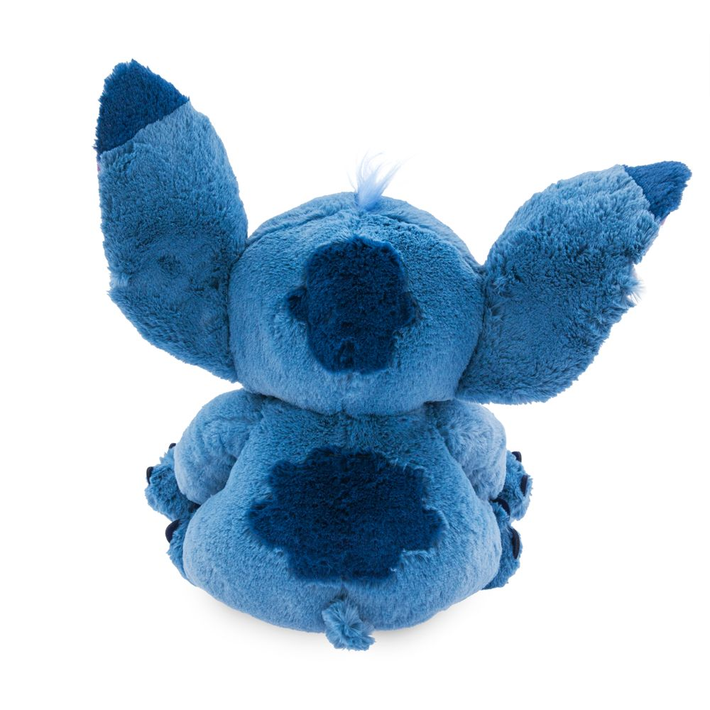 Stitch Plush – Medium 15'' – Toys for Tots Donation Item