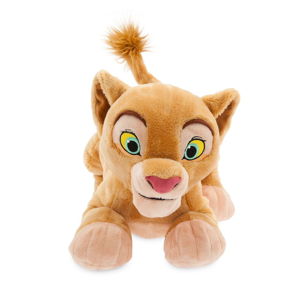 Nala Plush – The Lion King – Medium – 17'' – Toys for Tots Donation Item