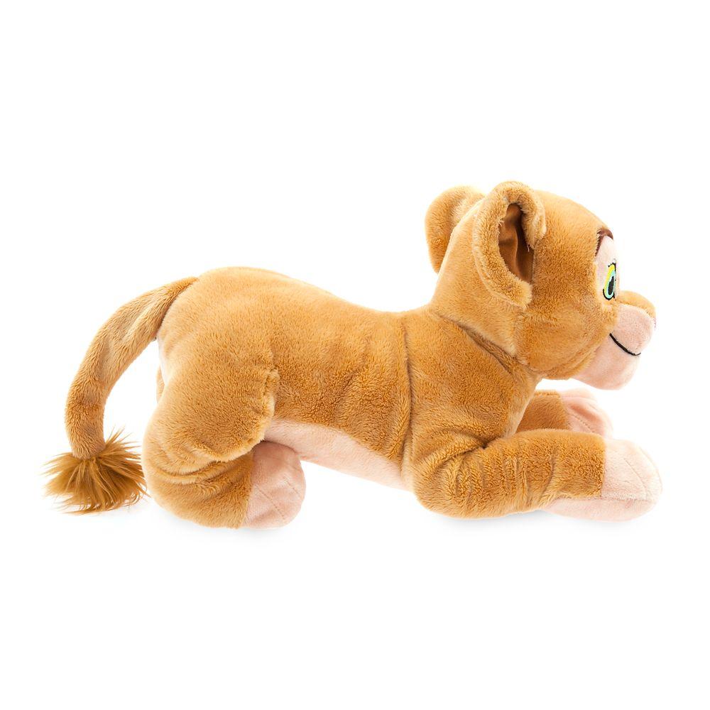 Nala Plush – The Lion King – Medium – 17'' – Toys for Tots Donation Item