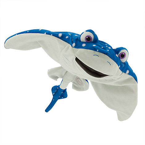Finding Nemo Characters Mr Ray Mr. Ray Plush -...