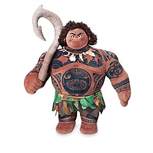 Maui Plush - Disney Moana - Medium - 15