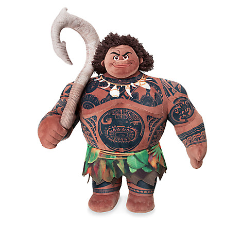 Maui Plush - Disney Moana - Medium - 15''