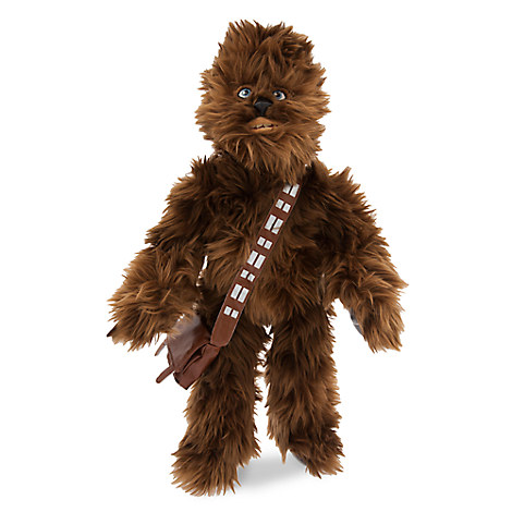 Chewbacca Plush - Medium - 19'' - Star Wars