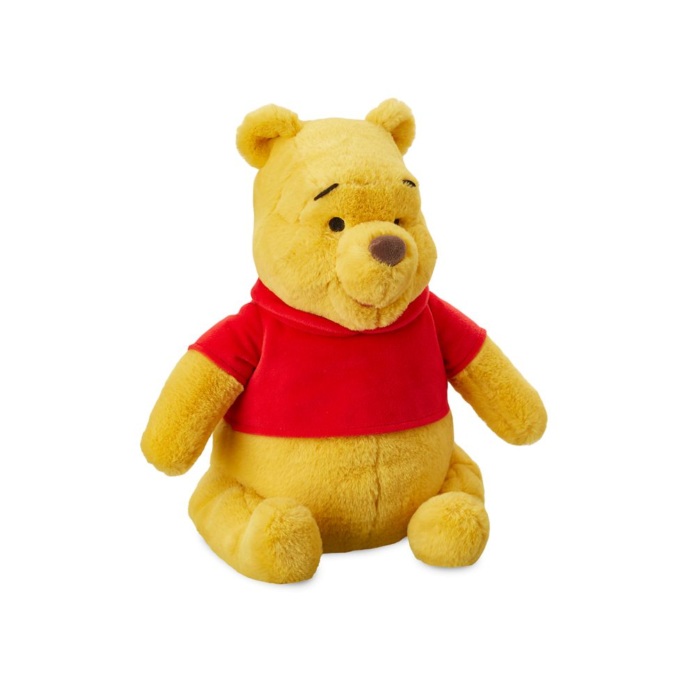 Winnie the Pooh Plush – Medium – 12'' – Personalized