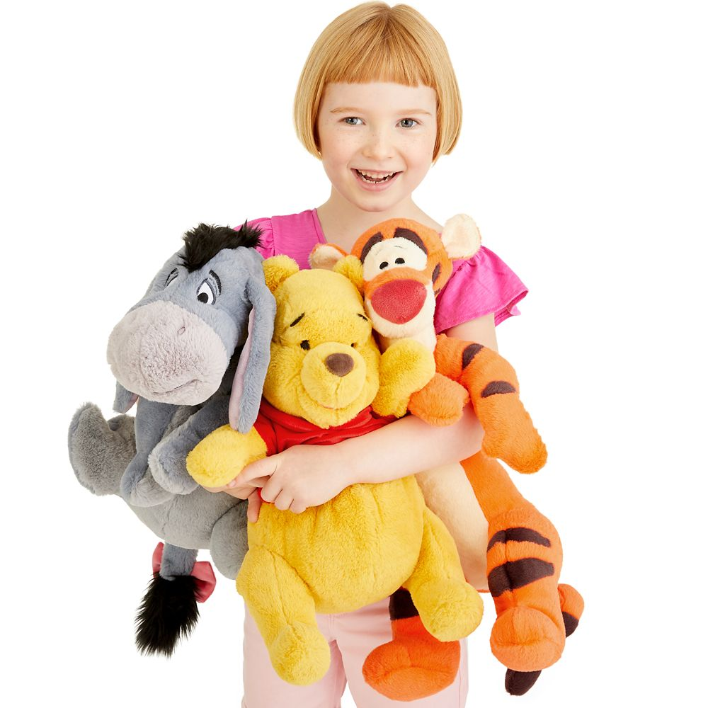Disney Winnie The Pooh Plush 12 Inches Medium