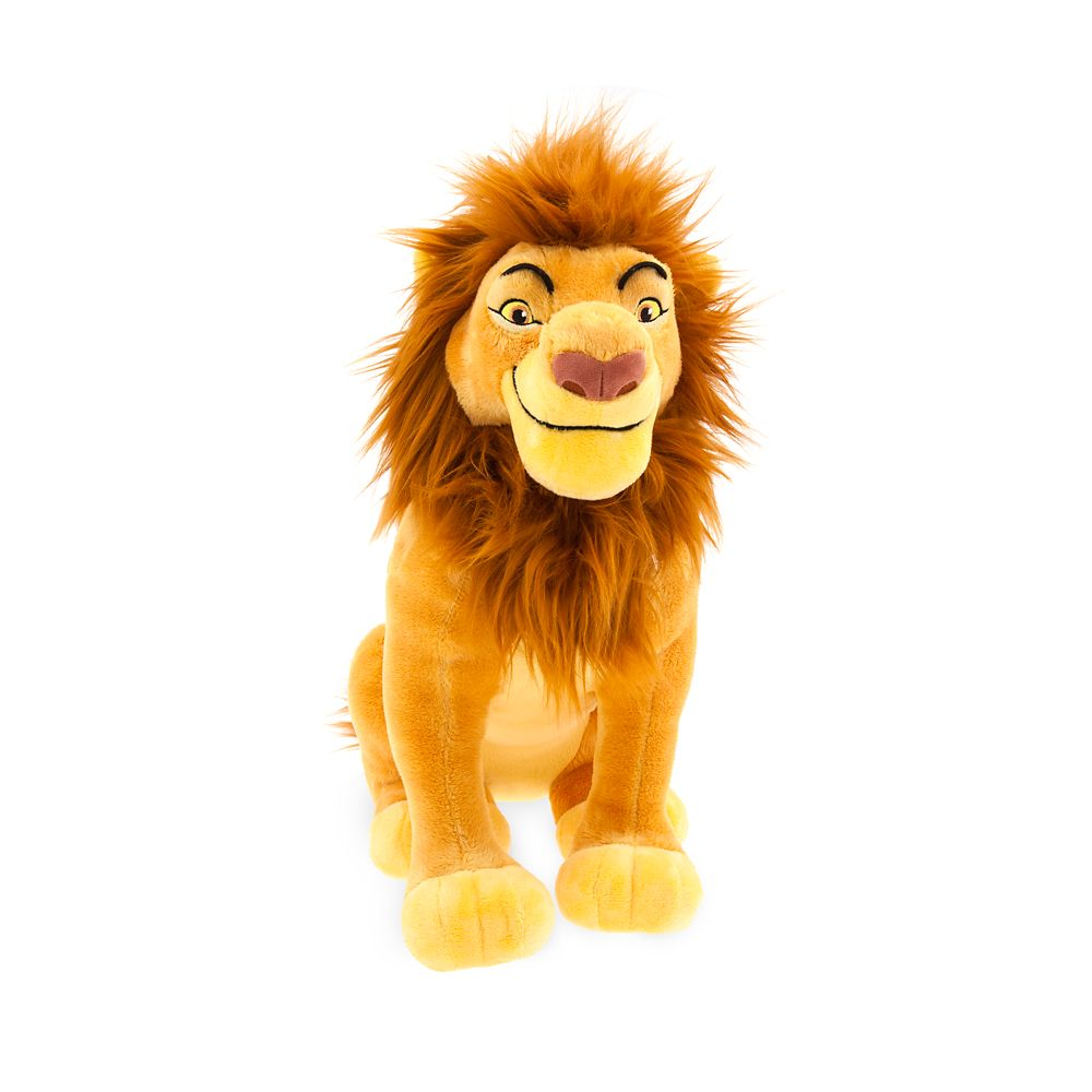 Mufasa Plush – The Lion King – Medium – 14''