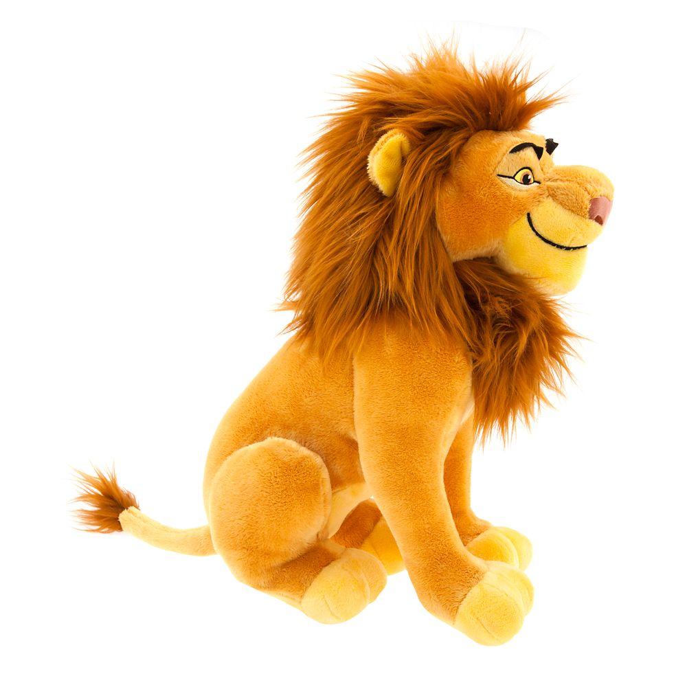 Mufasa Plush – The Lion King – Medium – 14''