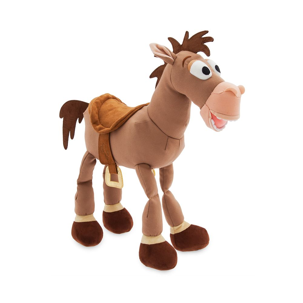 Bullseye Plush – Toy Story 4 – Medium – 17''
