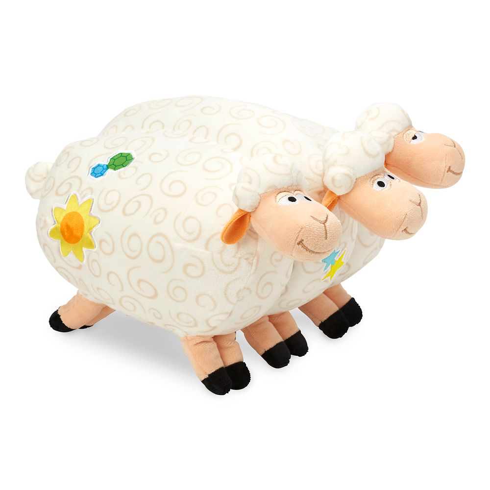 Billy, Goat, and Gruff Plush – Toy Story 4 – Medium – 10''