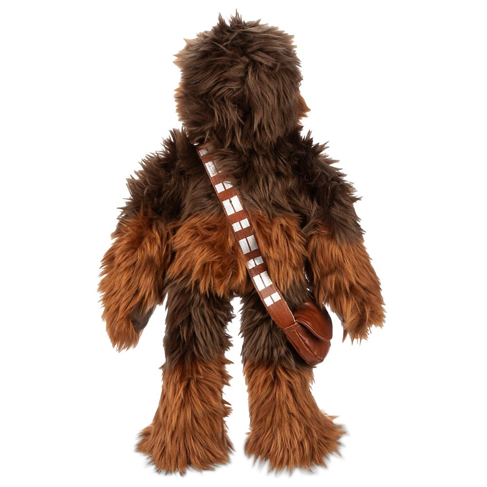 Chewbacca Plush – Star Wars: The Rise of Skywalker – Medium – 19''