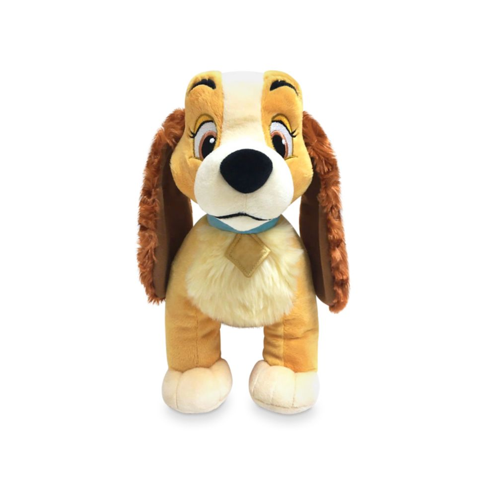 Lady Plush – Lady and the Tramp – Medium – 11''