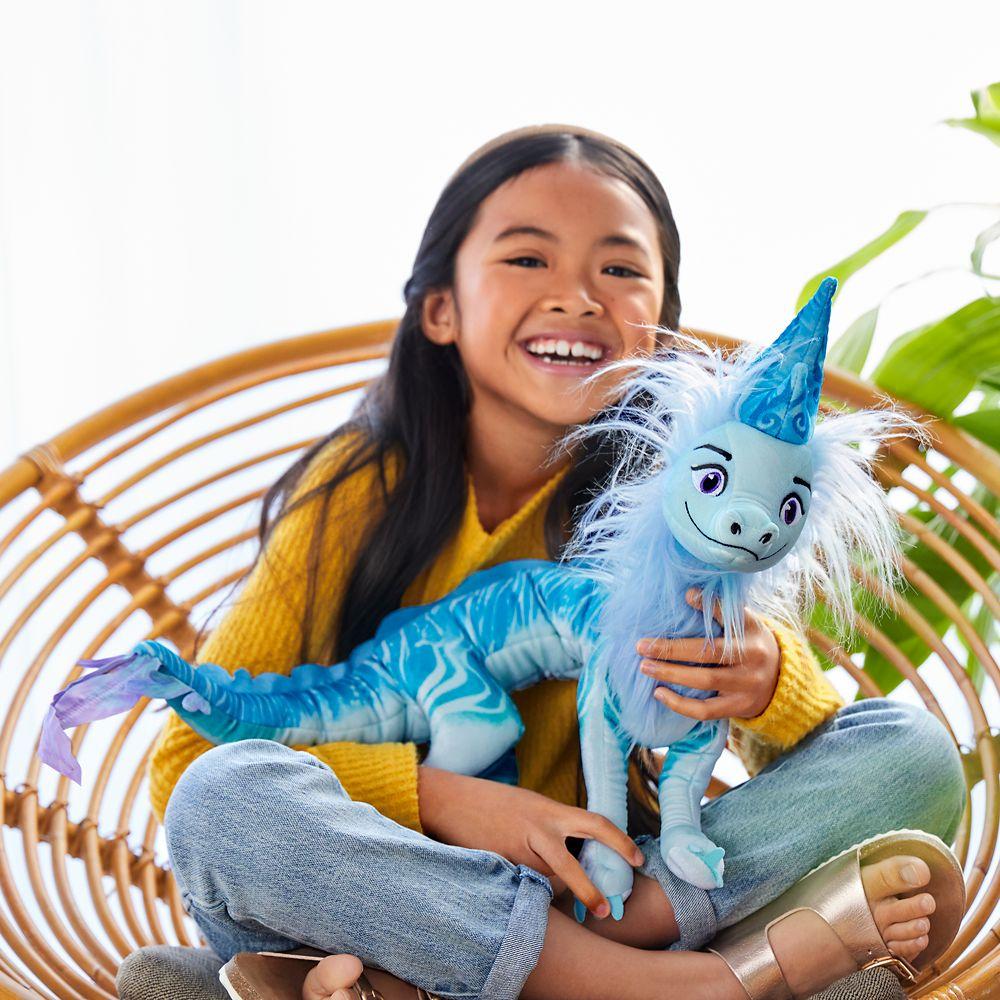Sisu Dragon Plush – Disney Raya and the Last Dragon – Medium 23''