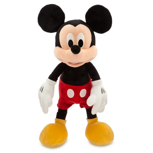 Mickey Mouse Plush – Large