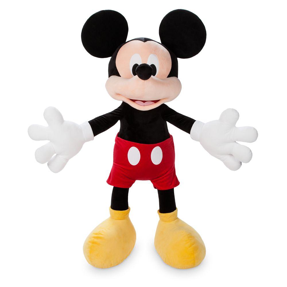 Mickey Mouse Plush – Jumbo – 47''