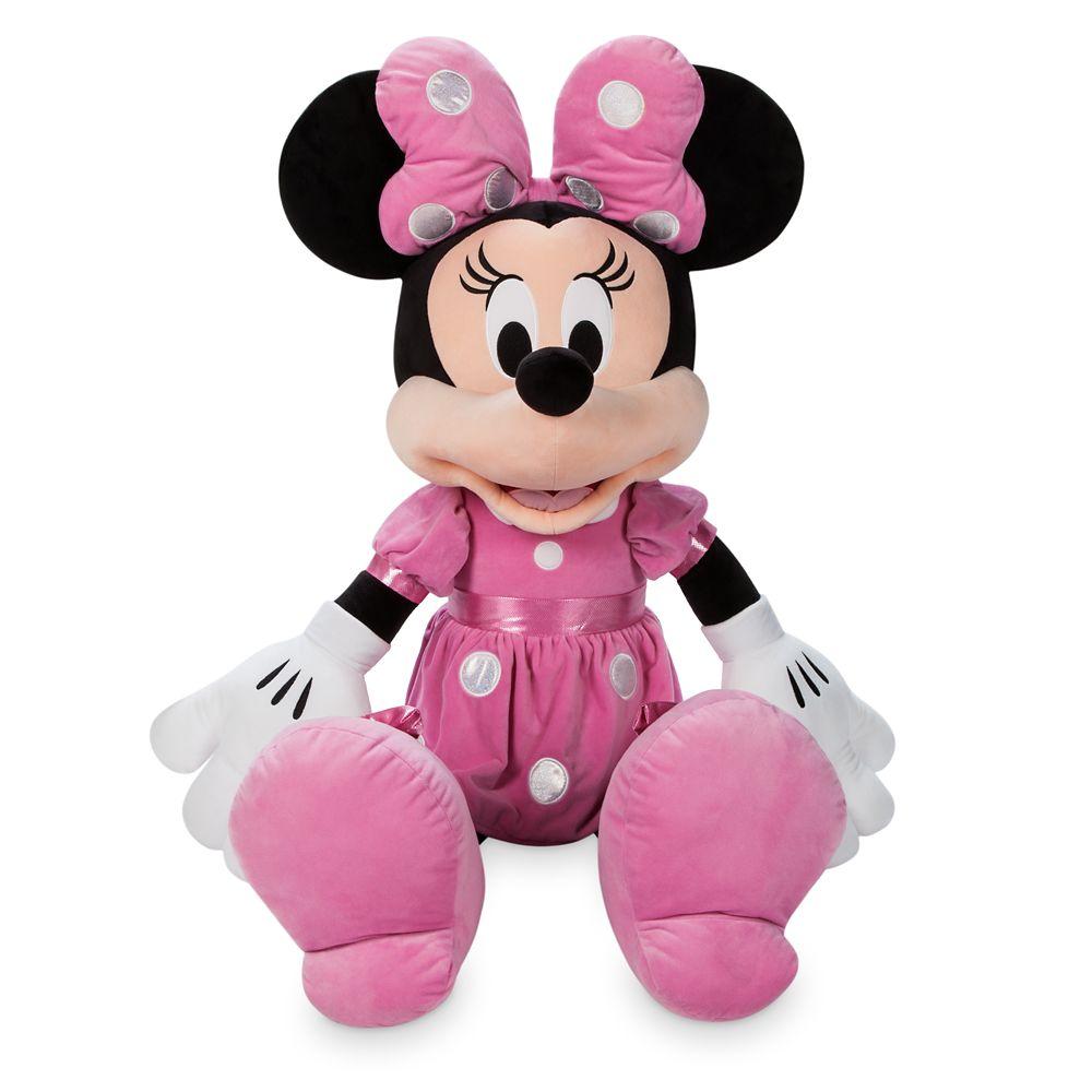 Minnie Mouse Plush – Jumbo 47''