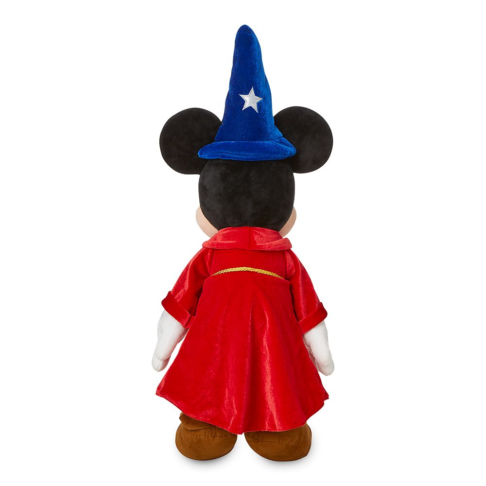 Sorcerer Mickey Mouse Plush – Large – 27''