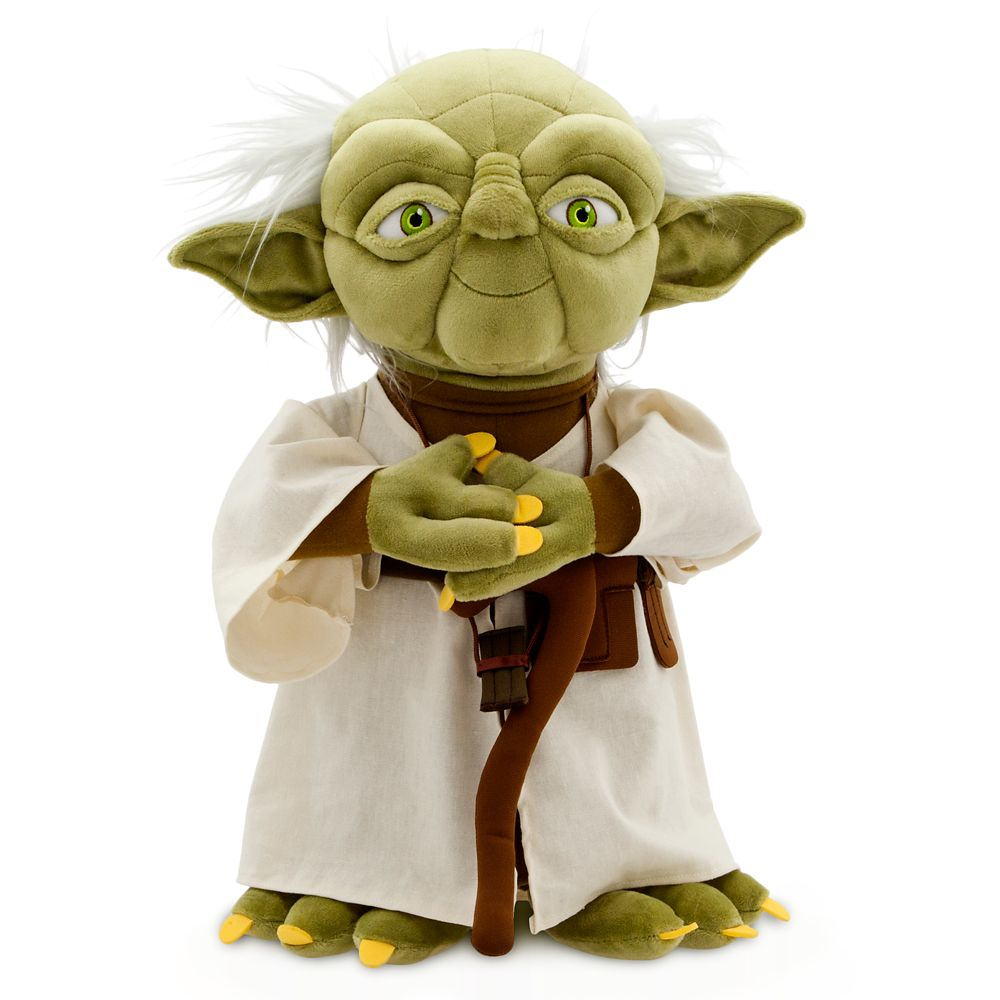 Yoda Plush – Medium – 17'' – Star Wars: The Empire Strikes Back – 40th Anniversary