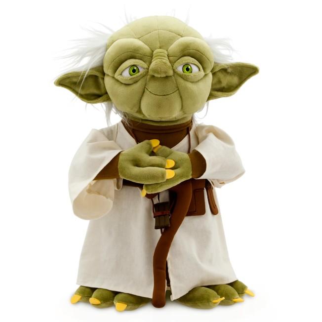 Yoda Plush – Medium – 17'' – Star Wars: The Empire Strikes Back – 40th Anniversary