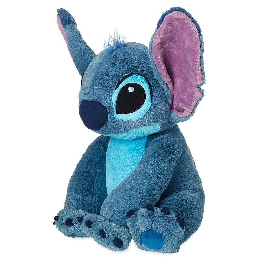 Stitch Plush – Lilo & Stitch – Large – 18'' – Toys for Tots Donation Item