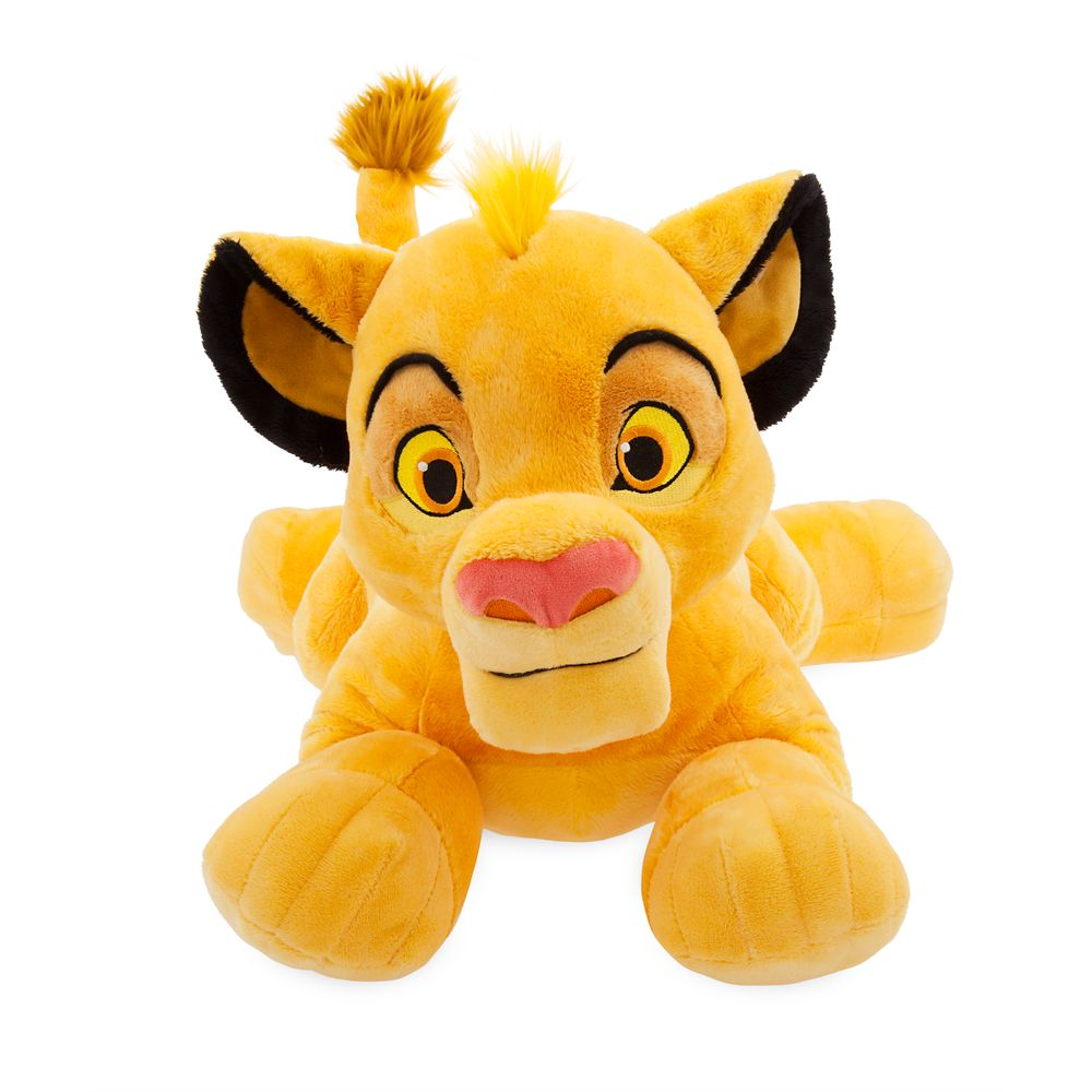 Simba Plush – The Lion King – Large – 20''