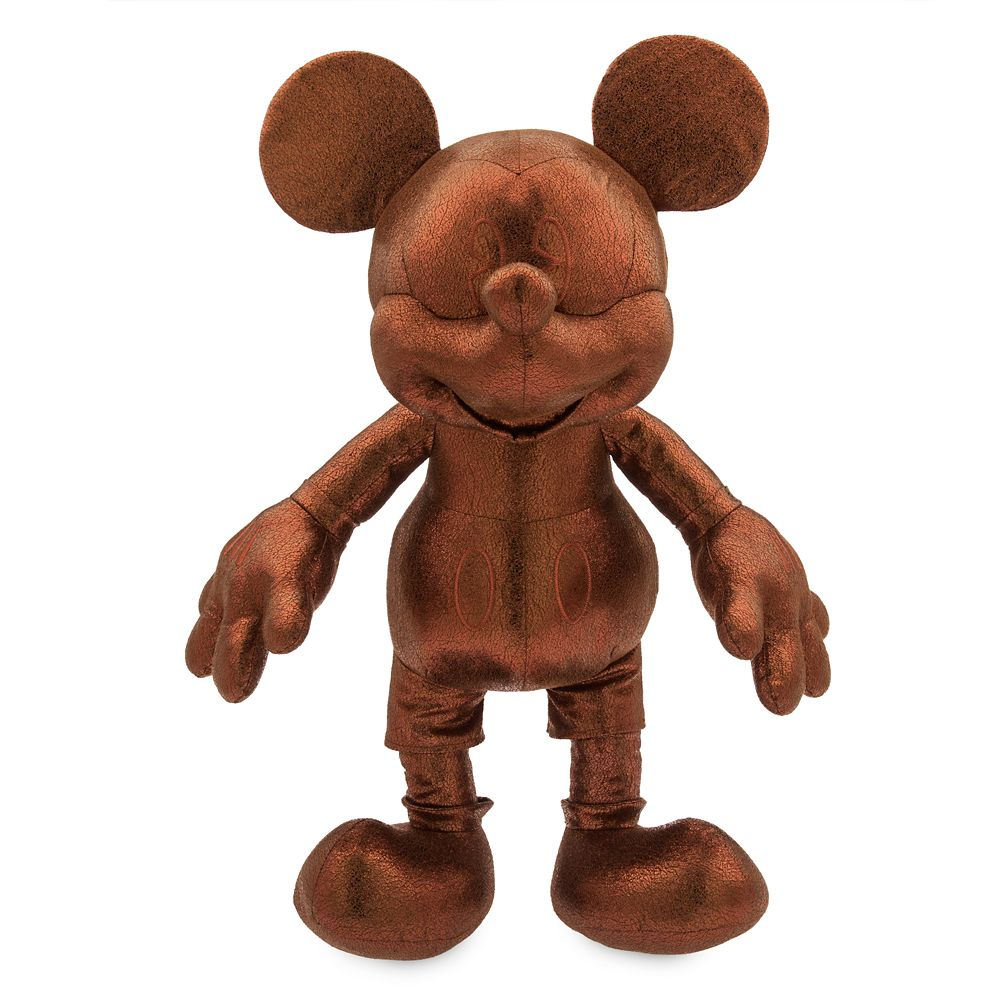 Mickey Mouse Bronze Plush – Large – 25''
