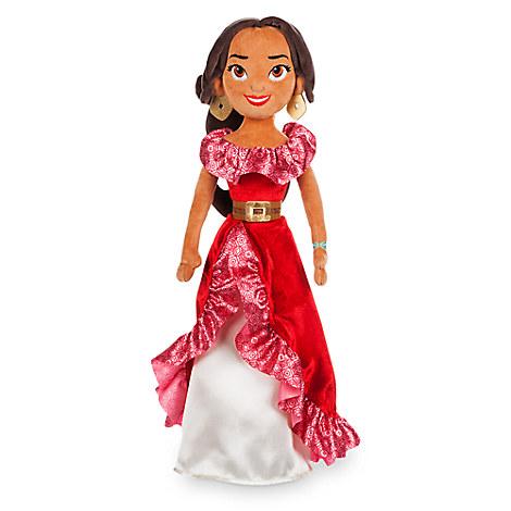Elena Plush Doll - Medium - 20''