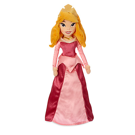 Aurora Plush Doll - Sleeping Beauty - Medium - 20 1/2''