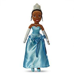 Tiana Plush Doll - Medium - 20 1/2''