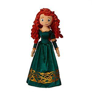 Merida Plush Doll - Medium - 20''