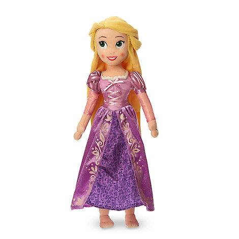 Rapunzel Plush Doll - Medium - 20''