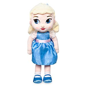 Disney Animators' Collection Cinderella Plush Doll - Small - 13''