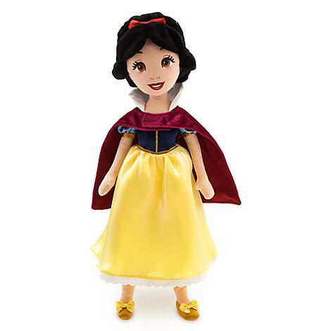 Snow White Plush Doll - 18''