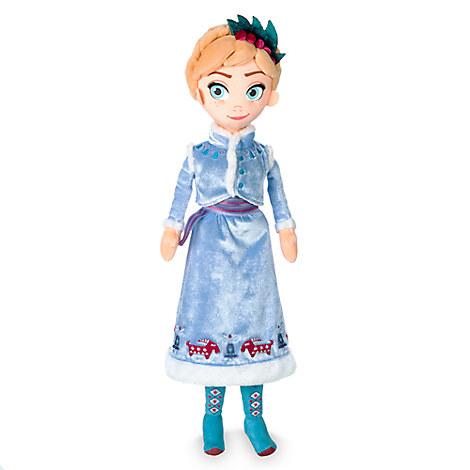 Anna Plush Doll - Olaf's Frozen Adventure - Medium - 18 1/2''