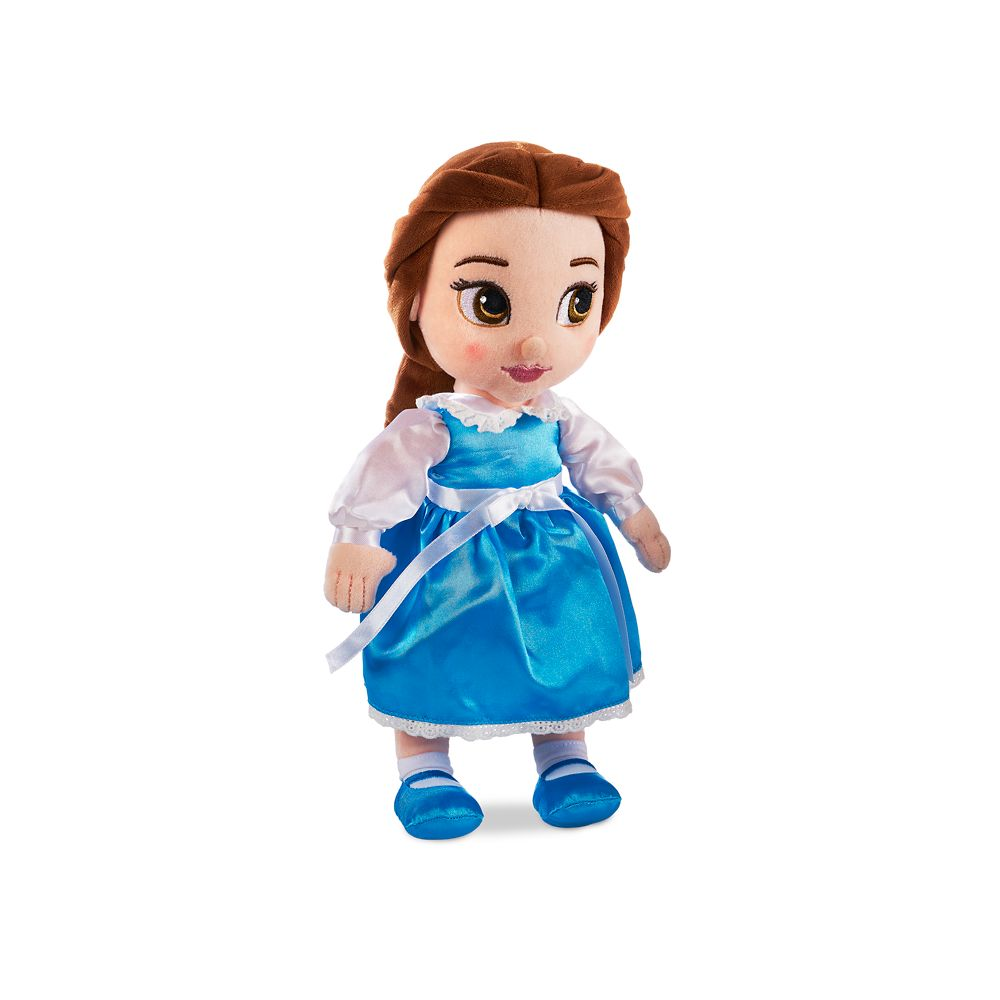 Disney Animators Collection Belle Plush Doll - Small