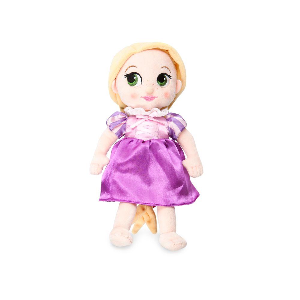 Disney Animators' Collection Rapunzel Plush Doll – Small – 12''